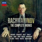 Rachmaninov: The Complete Works / Various Artists [32 CD]