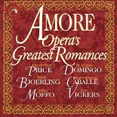 Amore - Opera's Greatest Romances / Price, Domingo, et al