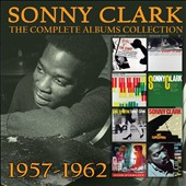 Sonny Clark: The Complete Albums Collection: 1957-1962 [6/8]