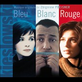 Zbigniew Preisner: Trois Couleurs Triology: Bleu, Blanc, Rouge [Original Film Soundtrack] [Box]