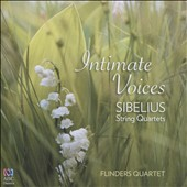 Intimate Voices: Sibelius String Quartets