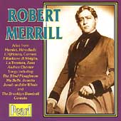 Robert Merrill - Arias from Hamlet, Hérodiade, etc