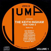 Keith Ingham: The Keith Ingham New York 9, Vol. 1