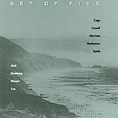 Set of Five - Cage, Cowell, Harrison, Hovhaness, Satoh