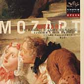 Opera - Mozart: Marriage of Figaro (Highlights) / Muti