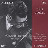 The Great Violinists Vol 11 - Tom Jenkins