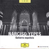 Narciso Yepes - Guitarra Espa&ntilde;ola