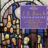 Bach: The Works for Organ Vol 4 / Kevin Bowyer
