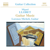 Guitar Collection - Miguel Llobet / Lorenzo Micheli