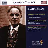 American Classics - Amram: Symphony, etc / Wilkins, et al