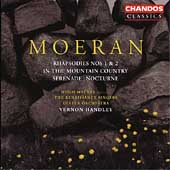 Moeran: Rhapsodies no 1 & 2, etc / Handley, et al