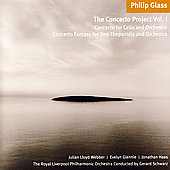 The Concerto Project Vol 1 / Schwarz, Lloyd Webber, et al