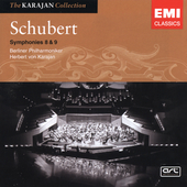 Karajan Collection - Schubert: Symphonies 8 & 9 / Berlin PO