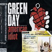 Green Day: American Idiot [Japan Bonus Track & CD] [PA]