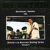 Mountain: Official Bootleg Series, Vol. 9: Karlshamn, Sweden 1994