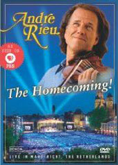 Andre Rieu / The Homecoming / [DVD]