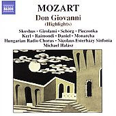 Mozart: Don Giovanni (Highlights) / Halász, Skovhus, et al