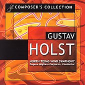 Composer's Collection - Gustav Holst / Corporon, North Texas