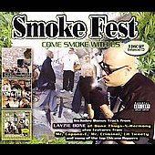 Various Artists: Smoke Fest [Box Set] [PA]