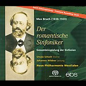 Der romantische Sinfoniker Vol 1 - Bruch / Wildner, et al
