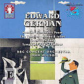 German: Symphony no 1, etc / Wilson, BBC Concert Orchestra