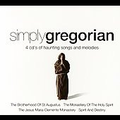 Various Artists: Simply Gregorian