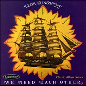 Leo's Sunshipp: We Need Each Other