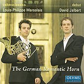 The German Romantic Horn / Marsolais, Jalbert