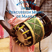 The Thela Vadya Ensemble: Voyager: India: Percussion Music Of Madras *