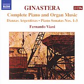 Ginastera: Complete Piano and Organ Music / Fernando Viani