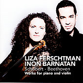 Schubert, Beethoven: Works for Piano & Violin / Ferschtman