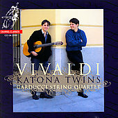 Vivaldi / Katona Twins, Carducci String Quartet, et al