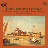 Vivaldi: Chamber Concertos / Watts,