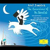 Janácek: The Excursions of Mr Broucek / Belohlávek, et al