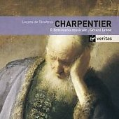 Charpentier: Le&ccedil;ons de t&eacute;n&egrave;bres / Lesne, Piau, Honeyman, Harvey, Mellon, Bona, Il Seminario Musicale