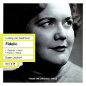 Beethoven: Fidelio / Jochum, Braun, Frantz, Hopf, Rysanek, Weber, et al