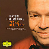 Haydn: Italian Arias / Thomas Quasthoff, et al