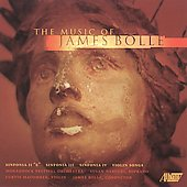 The Music of James Bolle / James Bolle, Monadnock Festival Orchestra