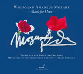 Mozart: Music for Horn / McFadden, Wieringa, DeStrube, Bruggen, et al
