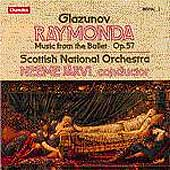 Glazunov: Raymonda / Järvi, Scottish National Orchestra