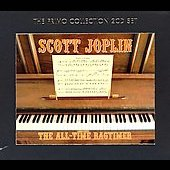 Scott Joplin: Scott Joplin: The All-Time Ragtimer