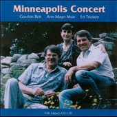 Gordon Bok/Bok, Muir & Trickett: Minneapolis Concert