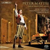 Great Baritone Arias / Peter Mattei