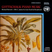 Gottschalk Piano Music