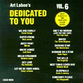 Various Artists: Art Laboe's Dedicated to You, Vol. 6