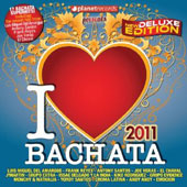 Various Artists: I Love Bachata 2011