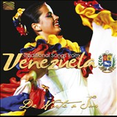 De Norte a Sur: Traditional Songs from Venezuela