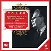 Mahler: Symphonies 2, 4, 7 & 9; Lieder / Schwarzkopf, Ludwig, Wunderlich