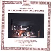 Donizetti: Il furioso di San Domingo / Carlo Rizzi