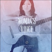The Woman's Voice: Original Music for Guitar by Femakle Composers